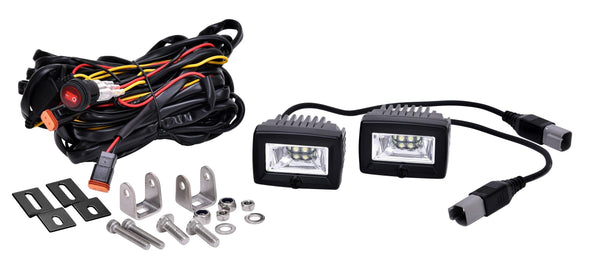 KC HiLites C2 Backup Light System