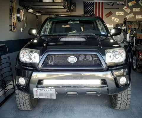 2002-2009 4th Gen Toyota 4 Runner Hidden Bumper Brackets