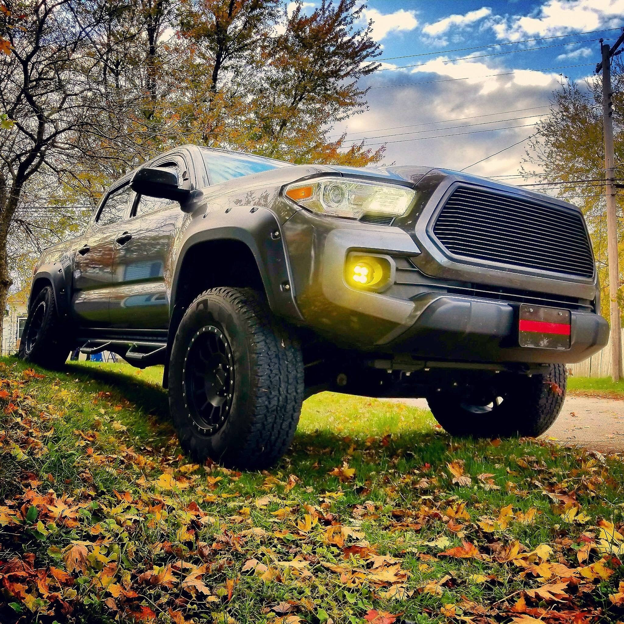 Baja Designs 2nd/3rd Gen 2012-2017 Toyota Tacoma Fog Replacements -