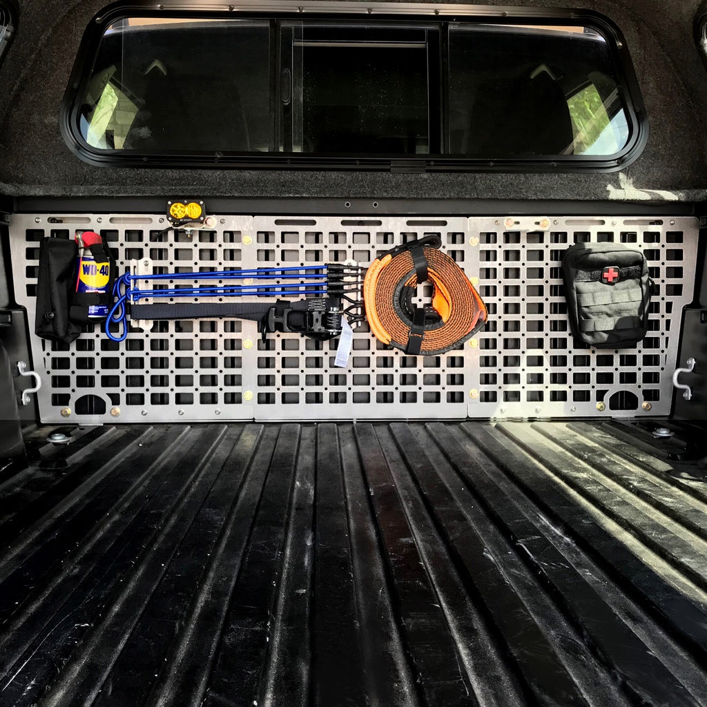 Toyota Tacoma Bed Modular Storage Panel Rago Fabrication