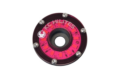 "2"" Cyclone LED Single Light- Pink"