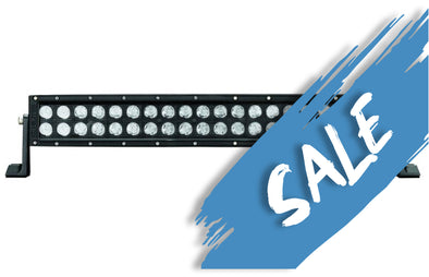 HOT Summer Nights Sale - KC HiLiTES Bumper Bracket LED Package
