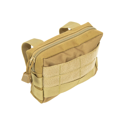 MOLLE Bag with Velcro Front