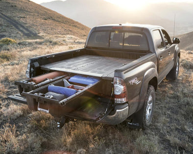 "DECKED TOYOTA TACOMA 2005-2018 6'2"" BED LENGTH"