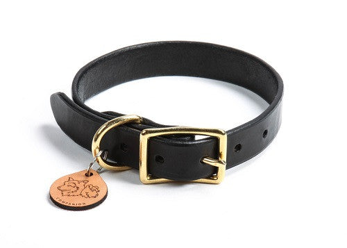 Essential Leather Collar