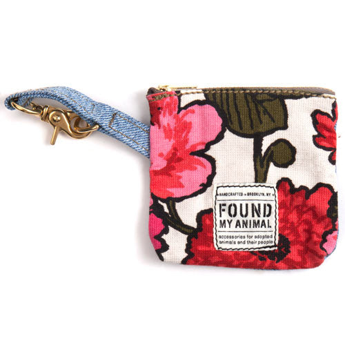 Vintage Azalea Denim Multi-Use Pouch - SOLD OUT