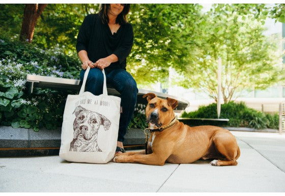 Retriever Best in Show Tote Bag