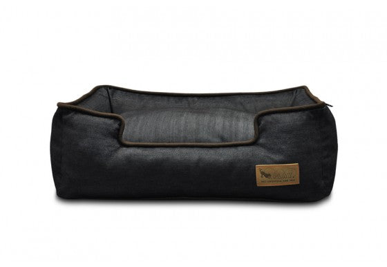 Blue & Chocolate Urban Denim Lounger