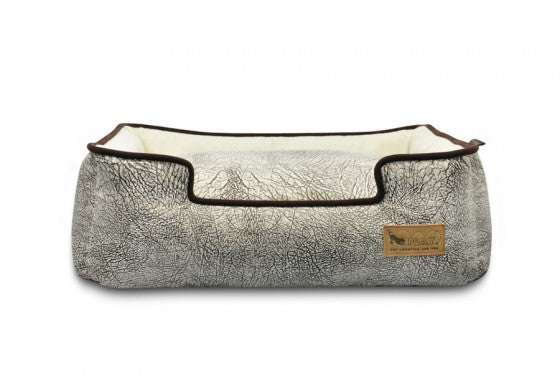 Ash Gray Savannah Lounge Bed
