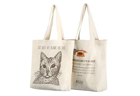 Cat Best in Show Tote Bag
