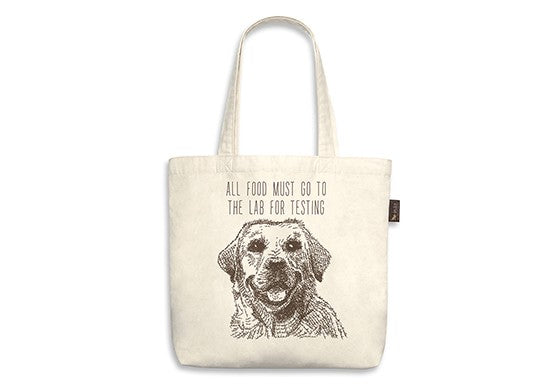 Labrador Best in Show Tote Bag