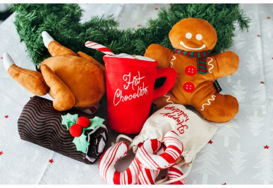 Holiday Plush Toy Pet Pack