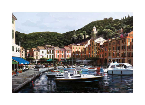 Sunshine over Portofino