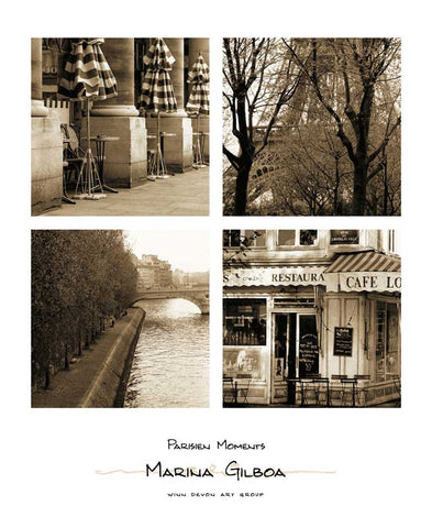 Parisien Moments