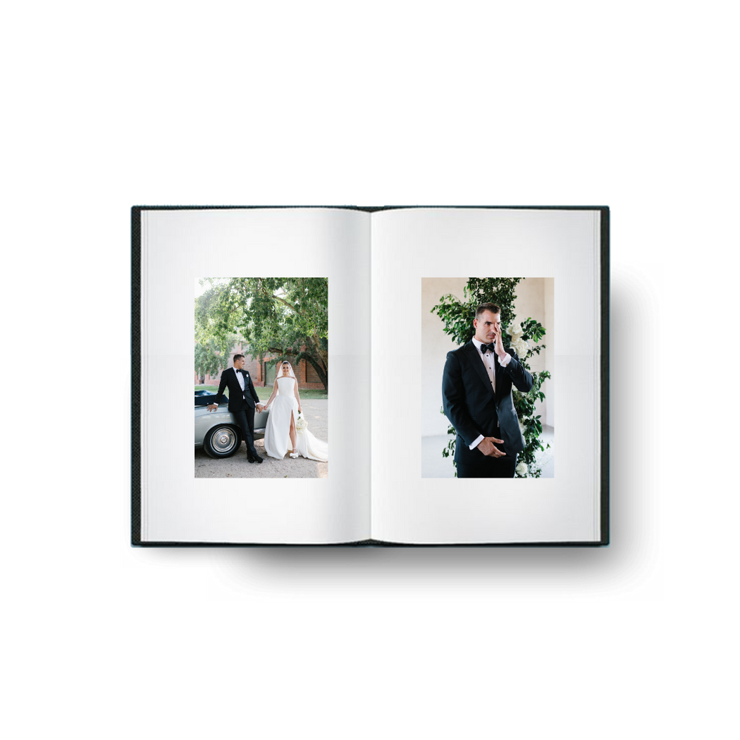 Wedding Album Leather