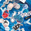 Stickers Grab Bag - Sandra Black Culliton
