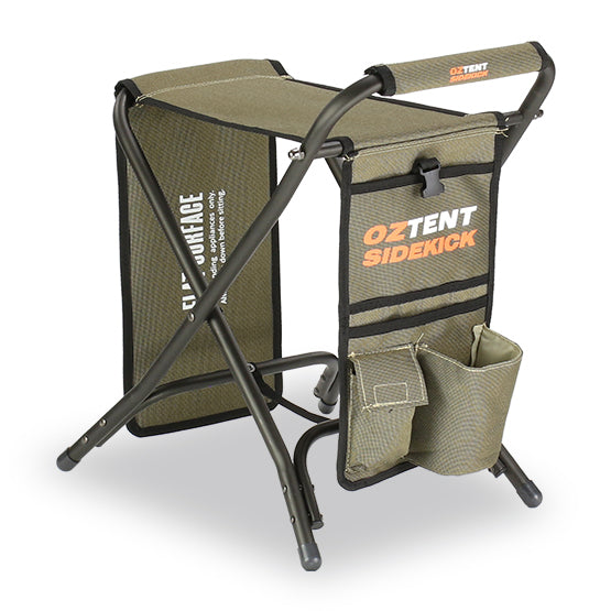 Oztent Side Kick Stool - Series II