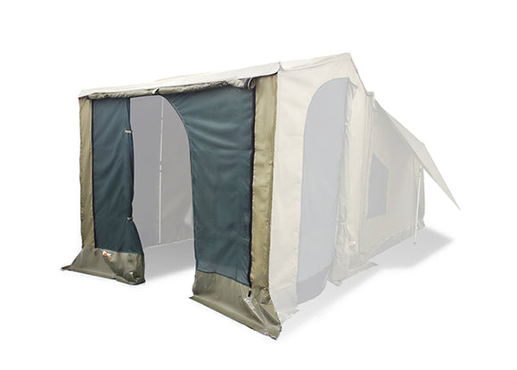 Oztent RV-5 Deluxe Front Panel
