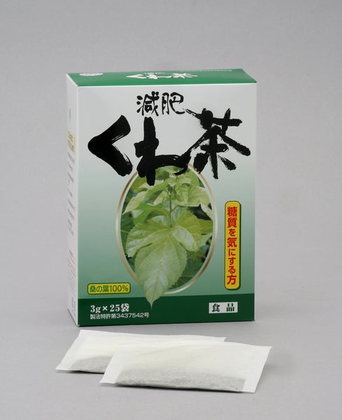Mulberry Leaf Tea