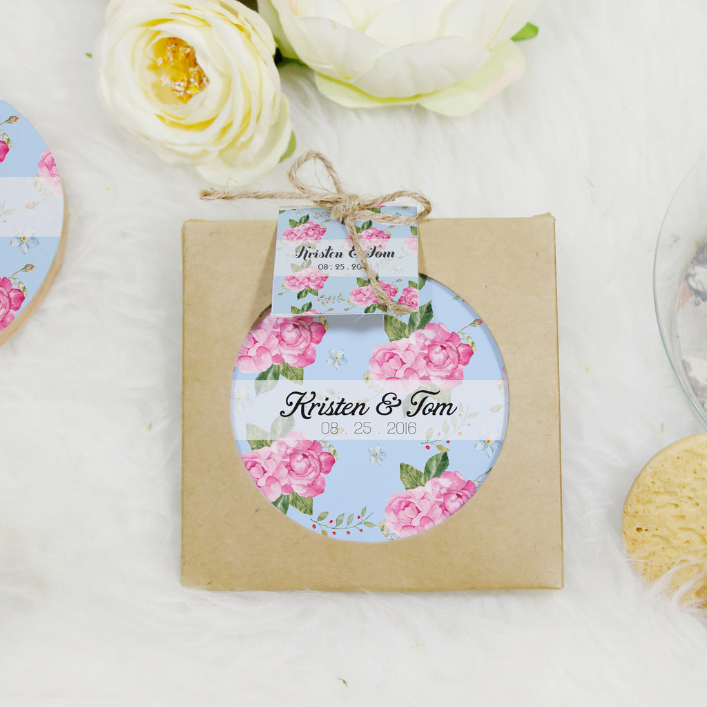 Customizable Wedding Favors – 99Merci