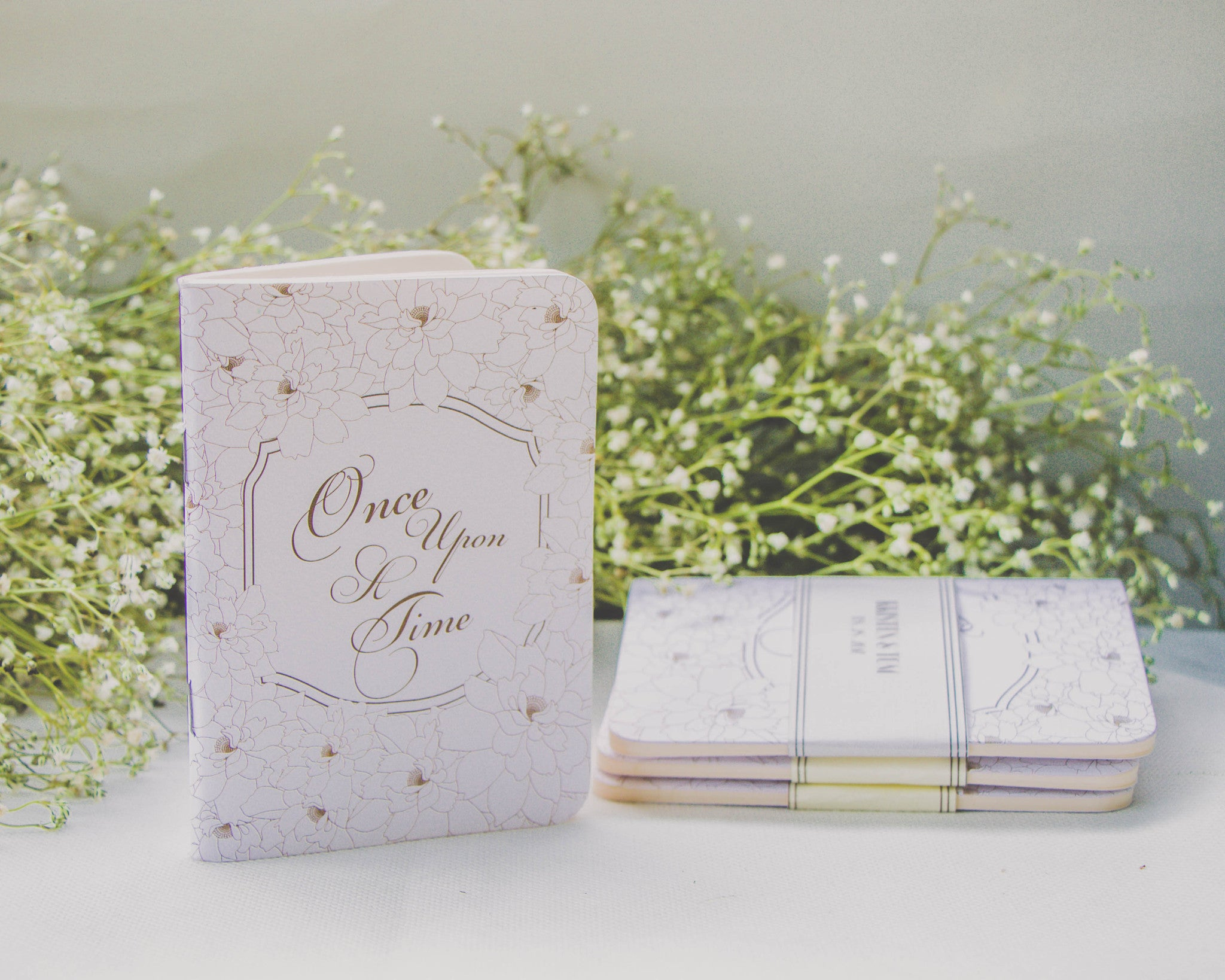 Once Upon a Time Notebook – 99Merci