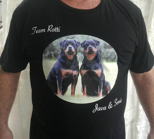 T-Shirts With Your Photos