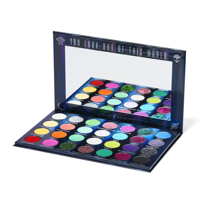 Intergalactic - 28 Shade Eyeshadow Palette - Jolie Beauty