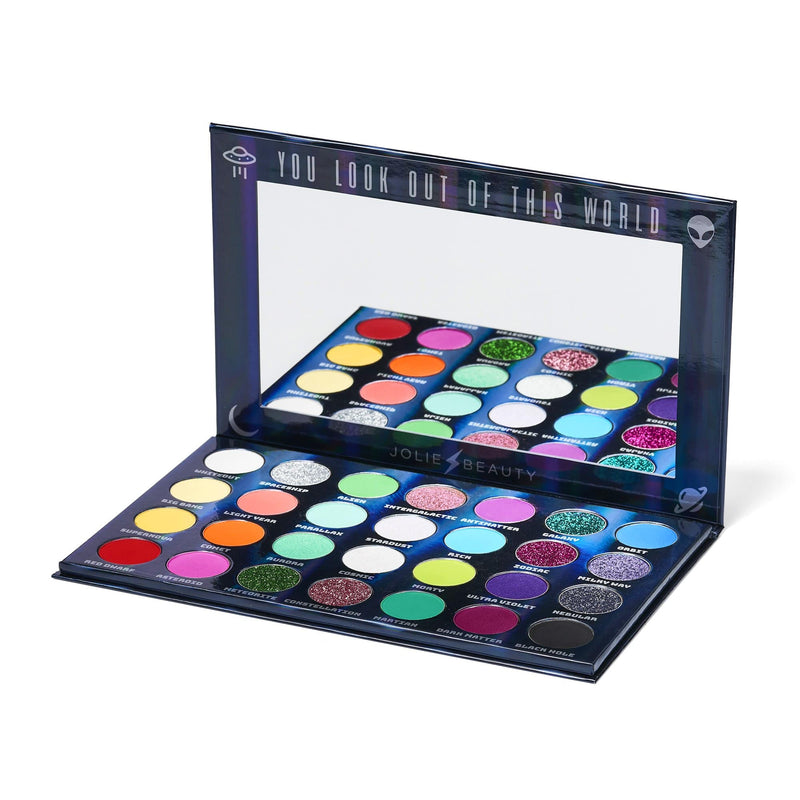 Intergalactic - 28 Shade Eyeshadow Palette - Jolie Beauty (1485526892619)