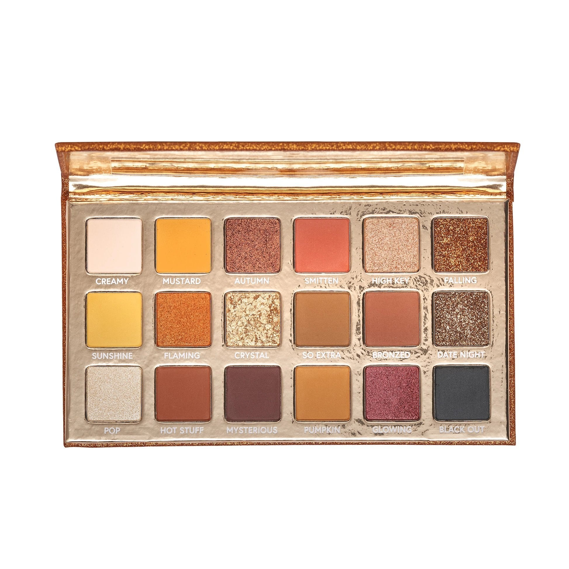 Radiance - Essential Collection - 18 Shade Eyeshadow Palette - Jolie Beauty