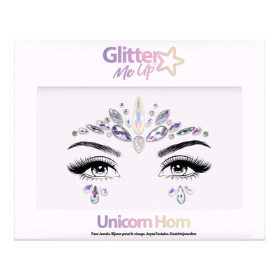 Festival Face Jewels - Unicorn Horn - Jolie Beauty