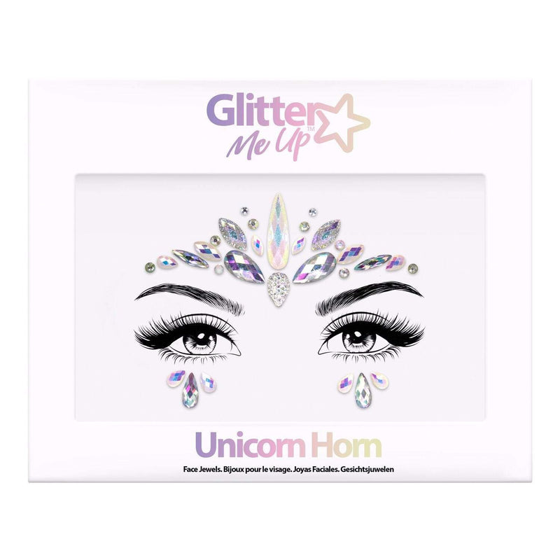 Festival Face Jewels - Unicorn Horn - Jolie Beauty (4457564373067)