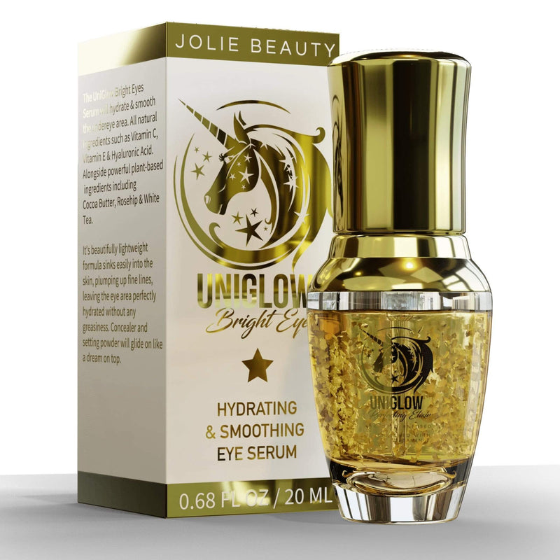 UniGlow - Bright Eyes Serum - Jolie Beauty