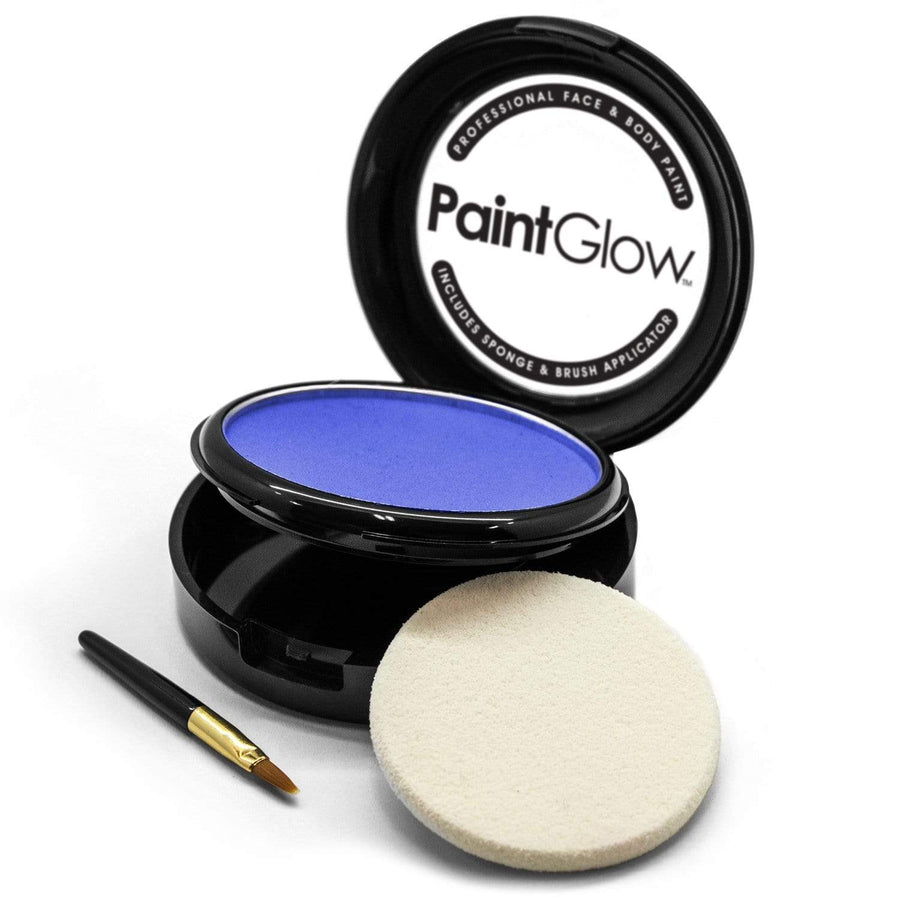 Face Paint Cake - Blue (10g) - Jolie Beauty
