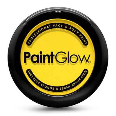 Face Paint Cake - Yellow (10g) - Jolie Beauty