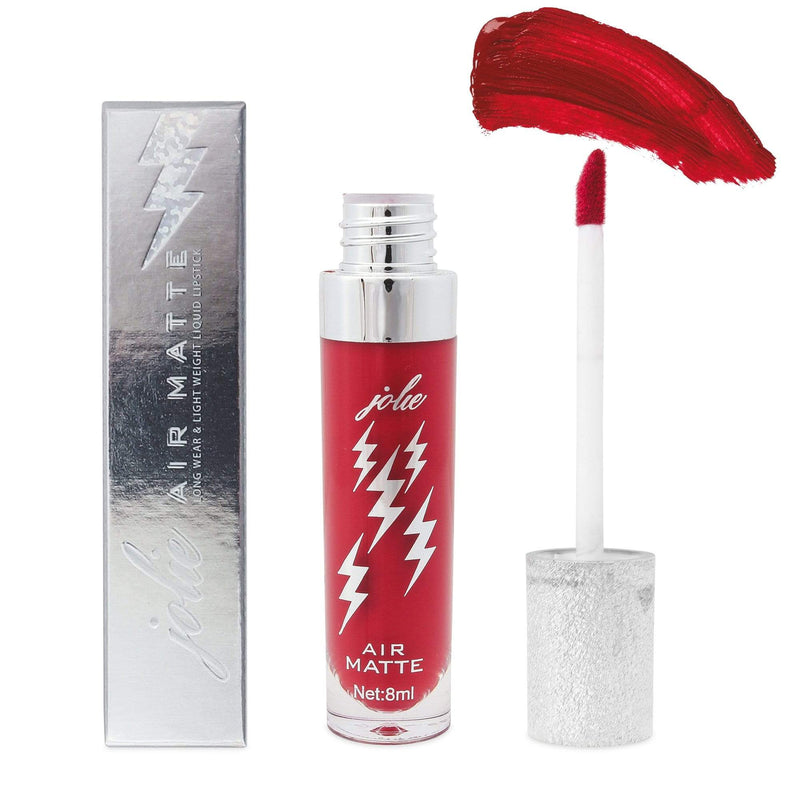 Air Matte Liquid Lipstick - Chili Pepper - Jolie Beauty