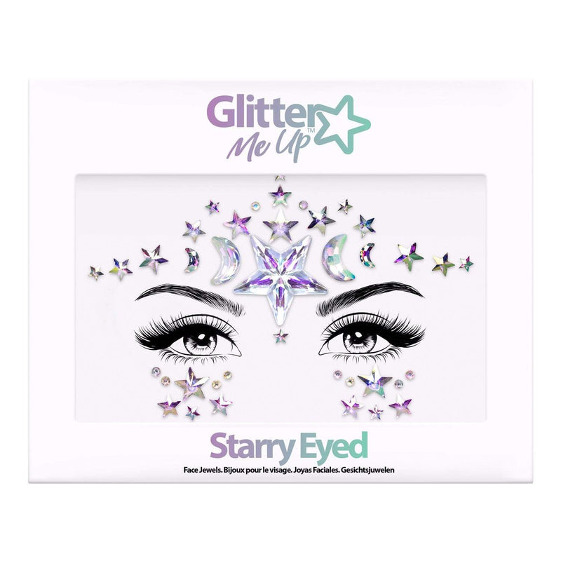Festival Face Jewels - Starry Eyed - Jolie Beauty