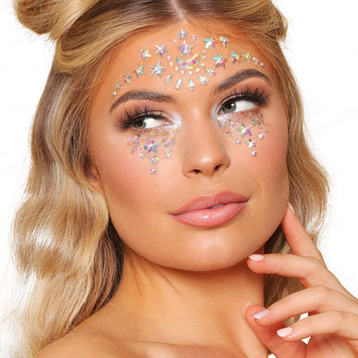 Festival Face Jewels - Starlight - Jolie Beauty