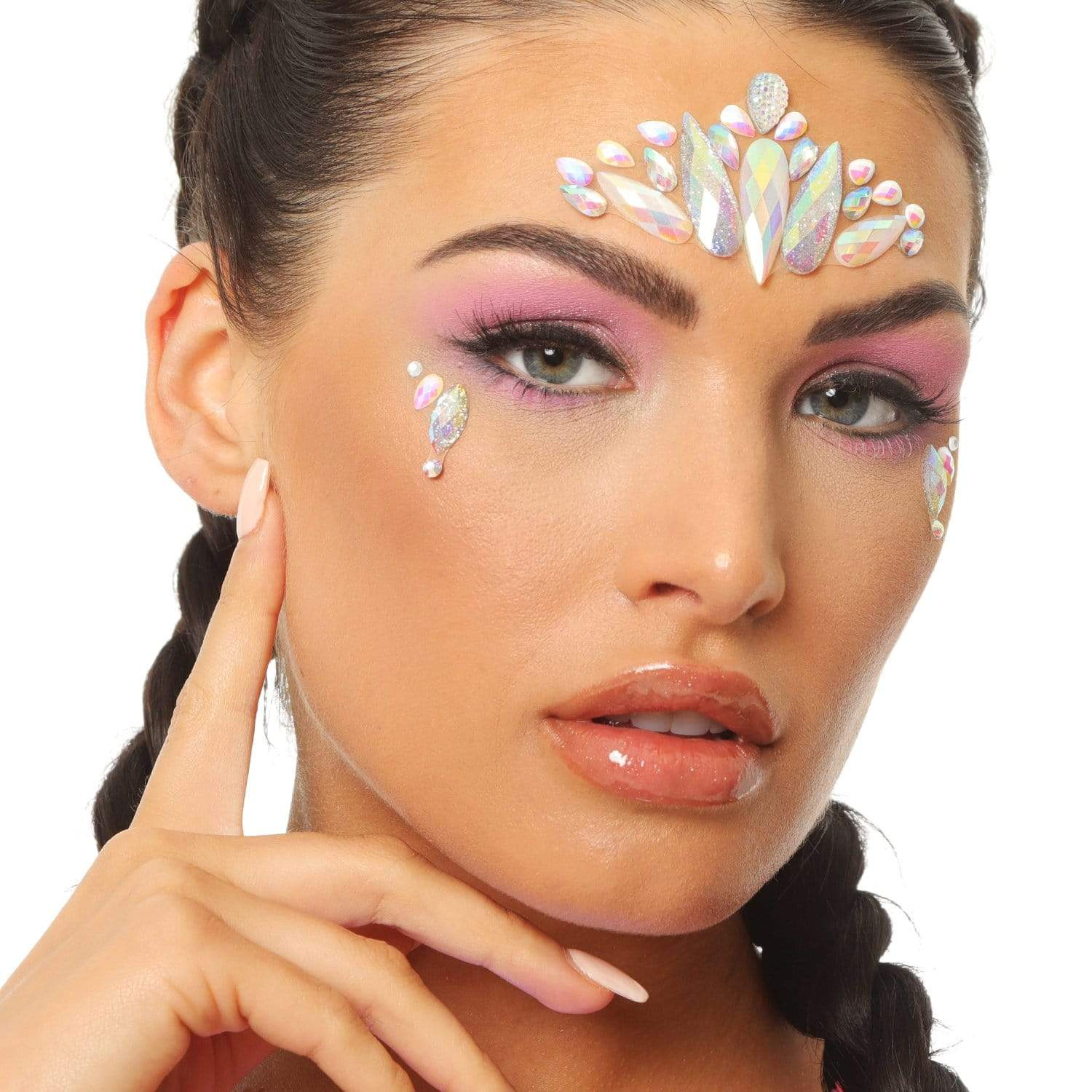 Festival Face Jewels - Unicorn Glitz - Jolie Beauty (4457563455563)