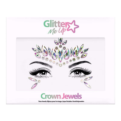 Festival Face Jewels - Crown Jewels - Jolie Beauty