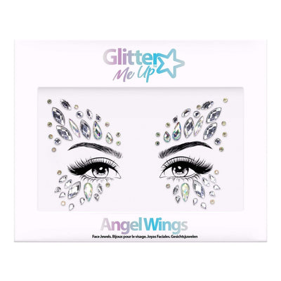Festival Face Jewels - Angel Wings - Jolie Beauty