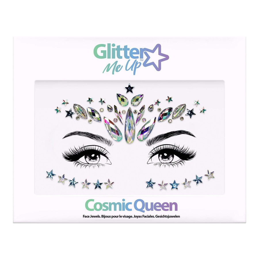 Festival Face Jewels - Cosmic Queen - Jolie Beauty