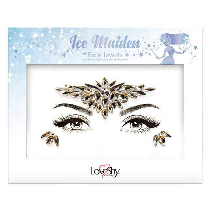 Festival Face Jewels - Ice Maiden