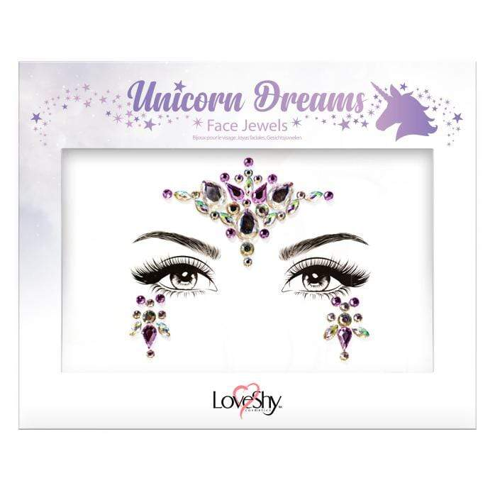 Festival Face Jewels - Unicorn Dreams - Jolie Beauty (3672561582155)
