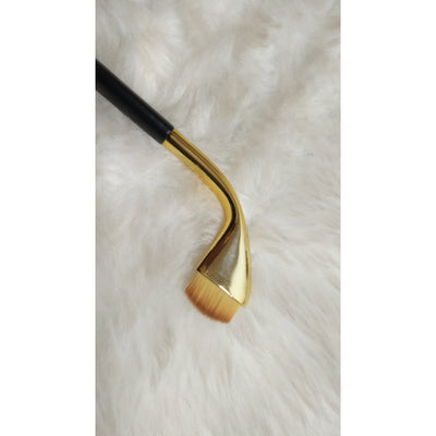 Single Oval Brush F06 -  Large Carving Brush - Jolie Beauty (11927207957)
