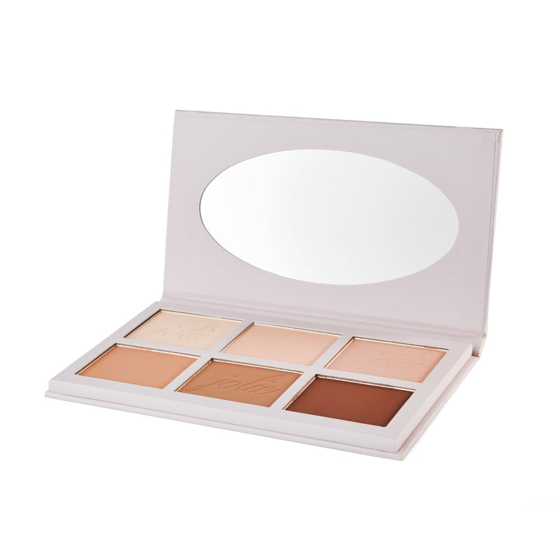 Perfectly Sculpted Powder Contour Palette - Jolie Beauty (241719214101)