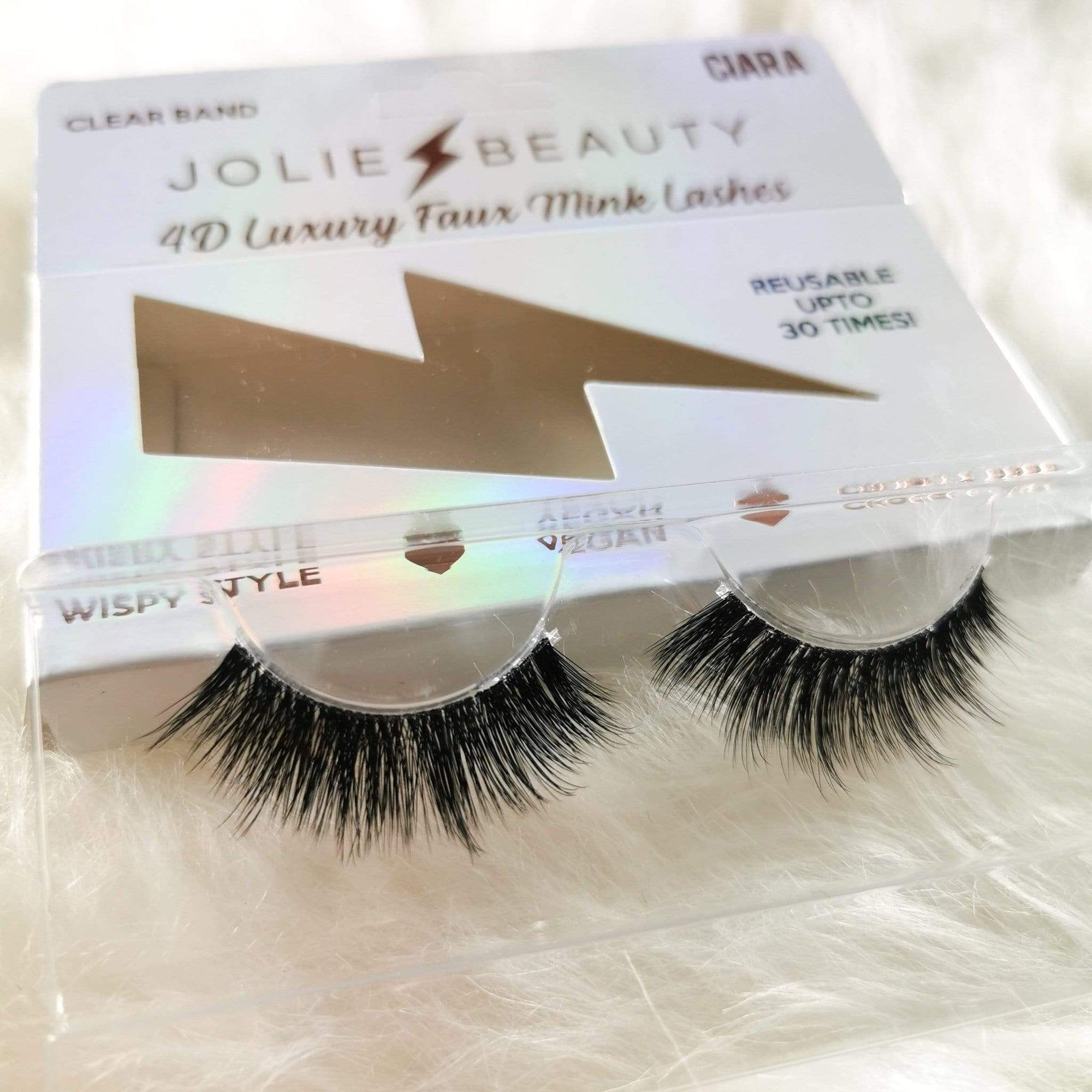 Jolie Beauty Lashes - Wispy Collection - Ciara