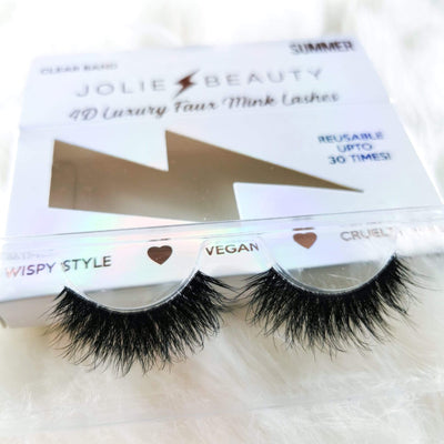 Jolie Beauty Lashes - Wispy Collection - Summer - Jolie Beauty