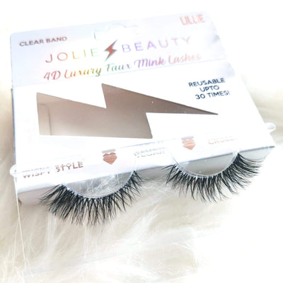 Jolie Beauty Lashes - Wispy Collection - Lillie - Jolie Beauty