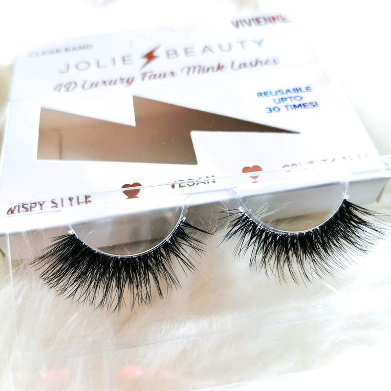 Jolie Beauty Lashes - Wispy Collection - Vivienne - Jolie Beauty