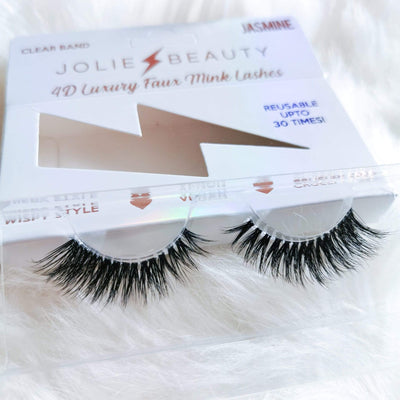 Jolie Beauty Lashes - Wispy Collection - Jasmine - Jolie Beauty